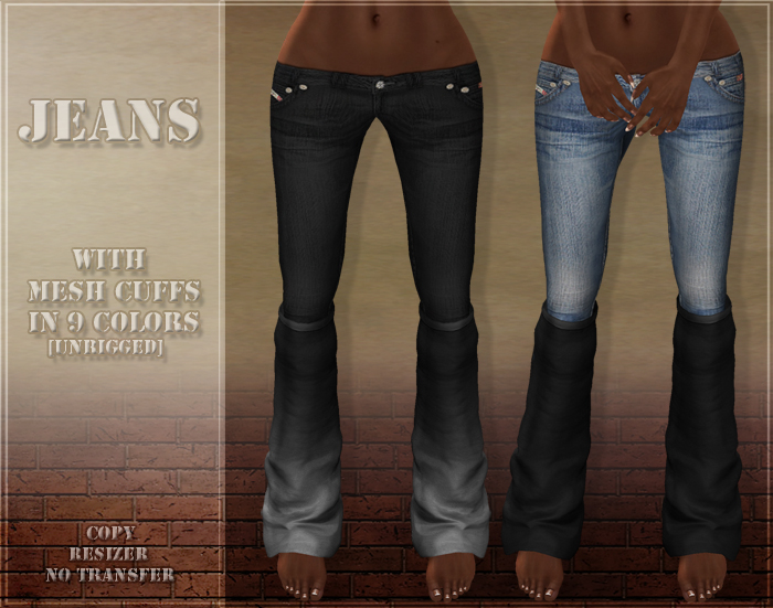 NEW JEANS VENDOR small